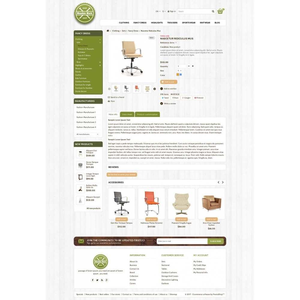 theme - Maison & Jardin - Wooden Work Shop - 5