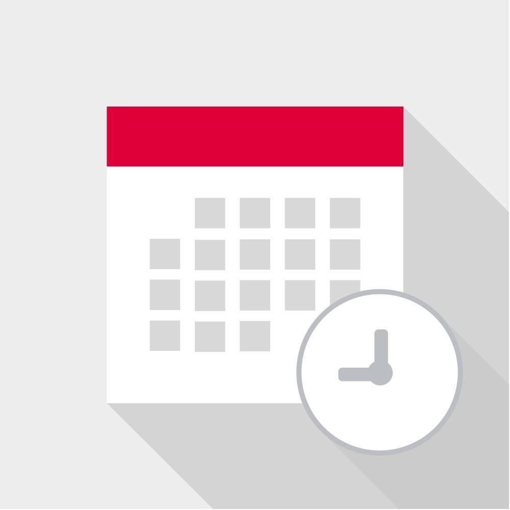 module - Date de livraison - Dates de livraison avancées - 1