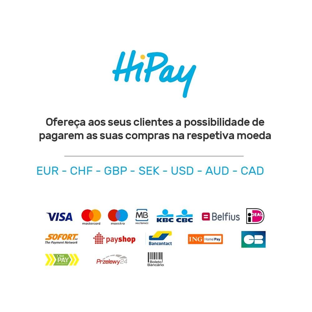 module - Pagamento por cartão ou por carteira - HiPay - 8