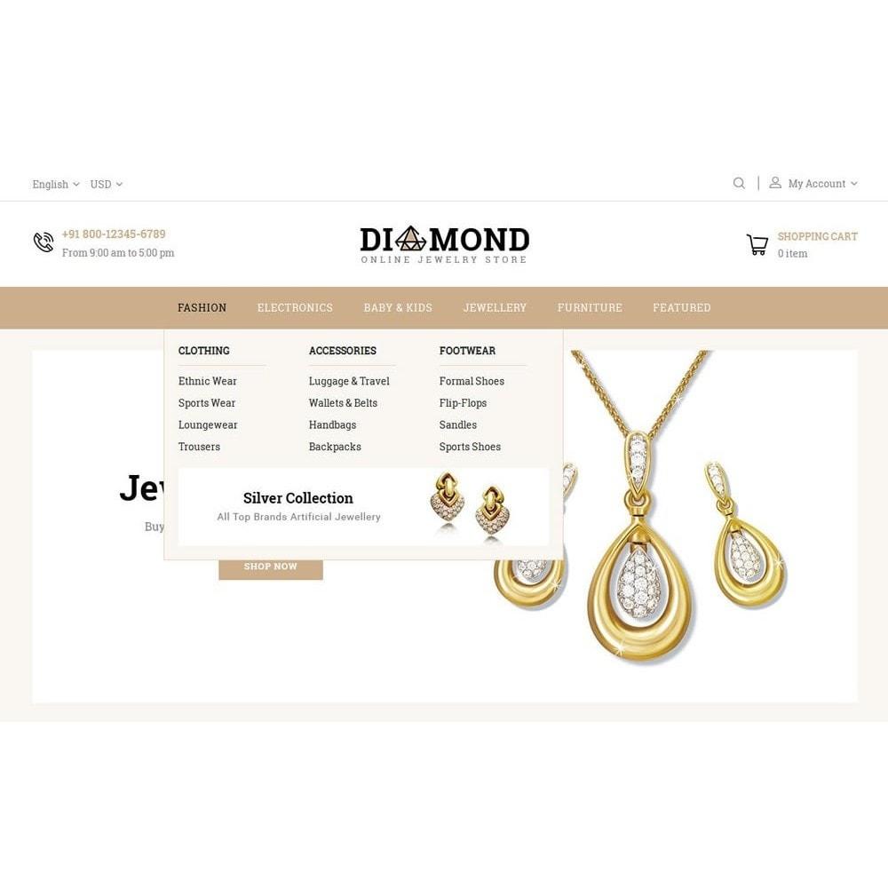 theme - Bijoux & Accessoires - Diamond Jewelry Store - 7