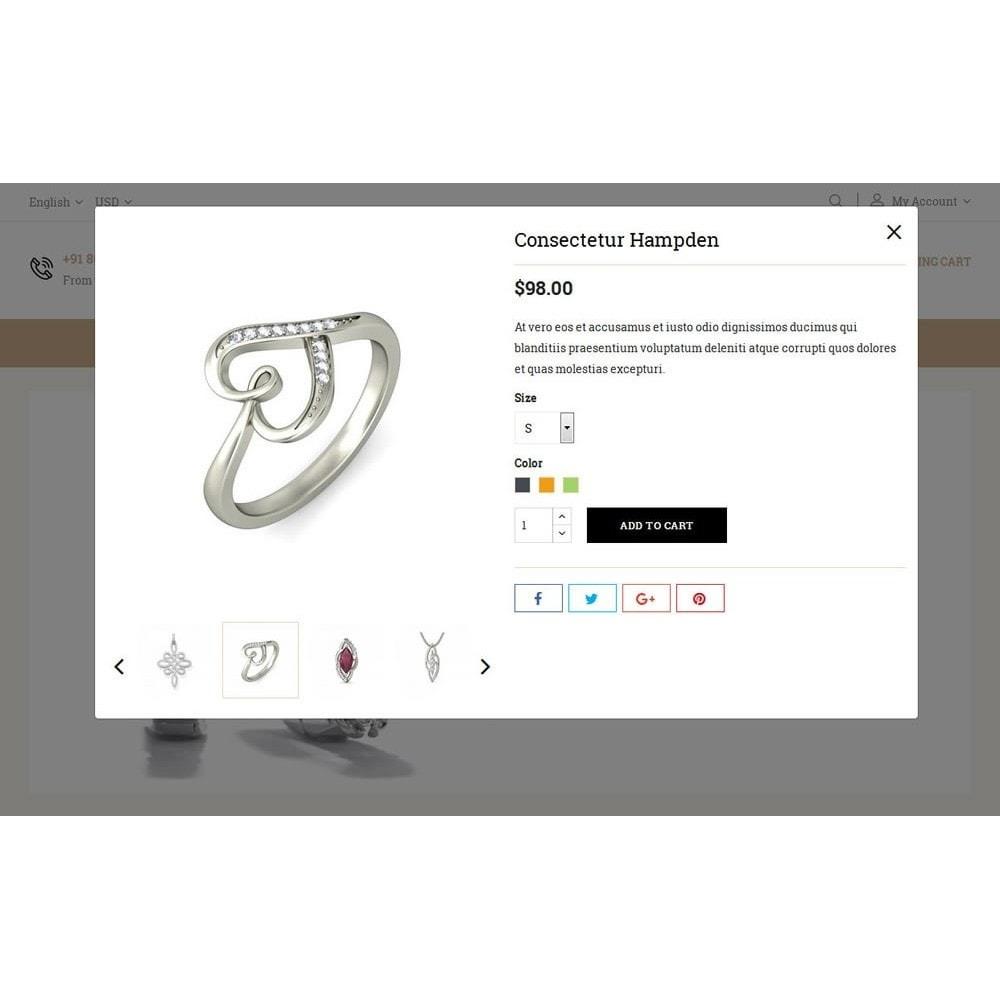 theme - Jewelry & Accessories - Diamond Jewelry Store - 8