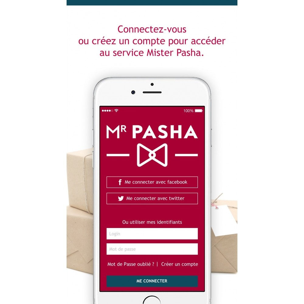 module - Versanddienstleister - Mister Pasha - 6