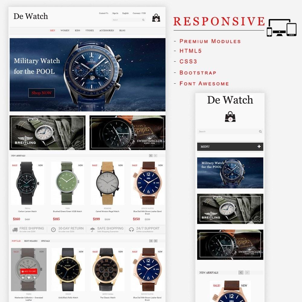 theme - Bellezza & Gioielli - De Watche - Watches and Accessories Store. - 1