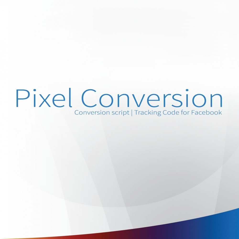 module - Analytics & Statistics - Pixel Conversion Pro - All events tracking integration - 1