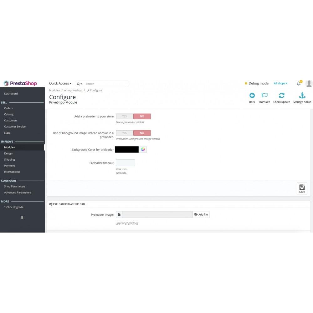 module - Ventes Flash & Ventes Privées - Ventes privées - 5