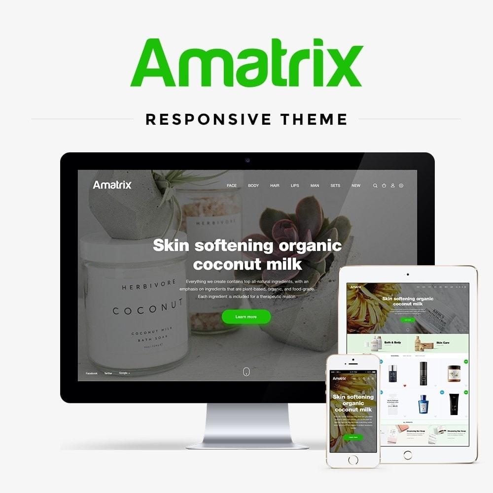 theme - Gezondheid & Schoonheid - Amatrix Cosmetics - 1