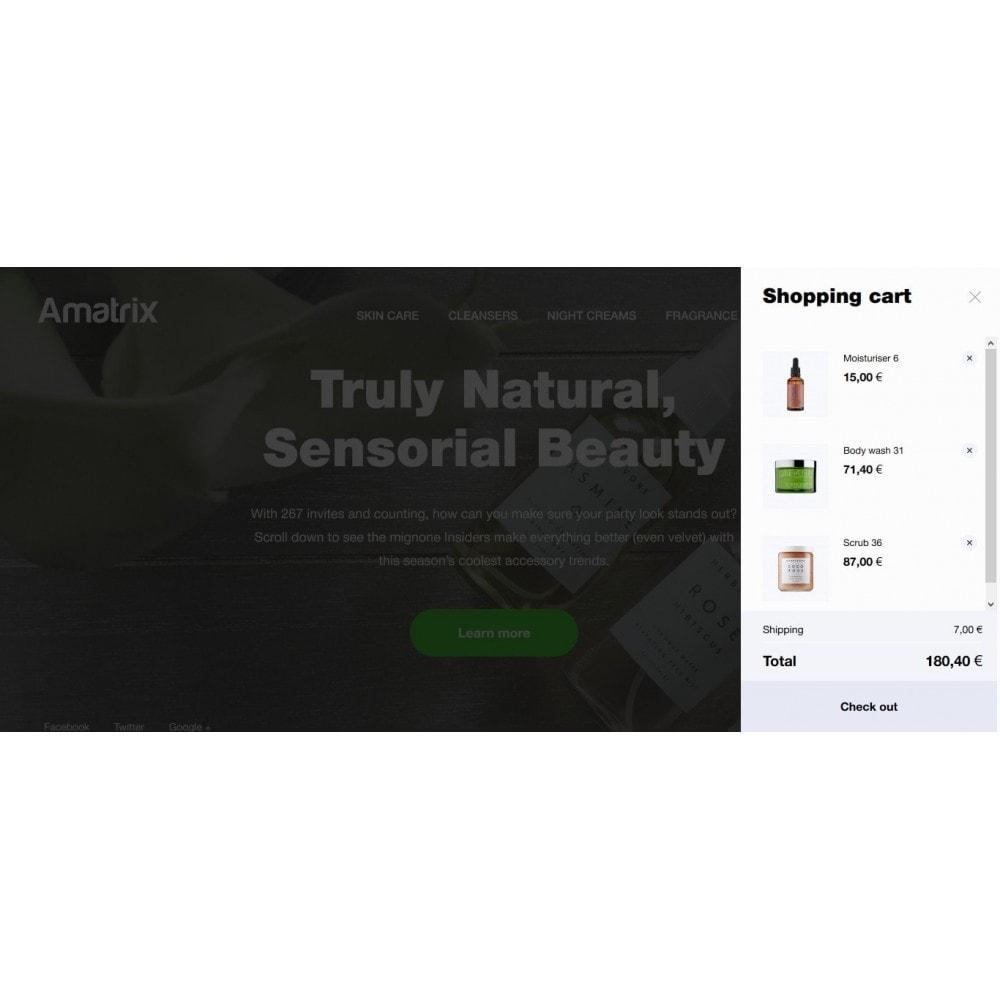 theme - Gezondheid & Schoonheid - Amatrix Cosmetics - 5