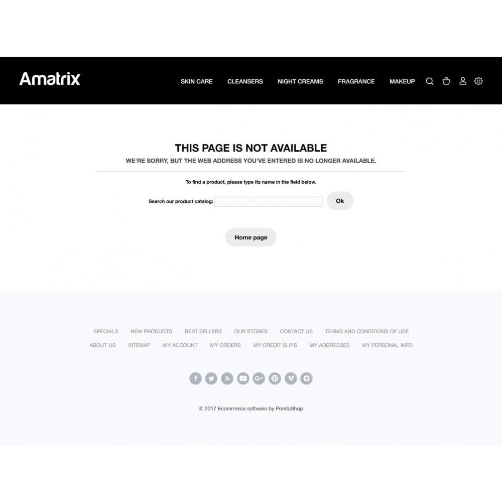 theme - Gezondheid & Schoonheid - Amatrix Cosmetics - 7