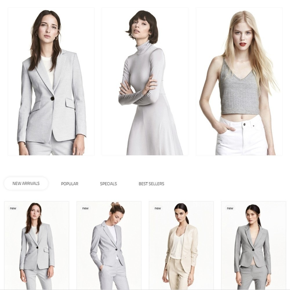 theme - Мода и обувь - Julia Fashion Store - 3