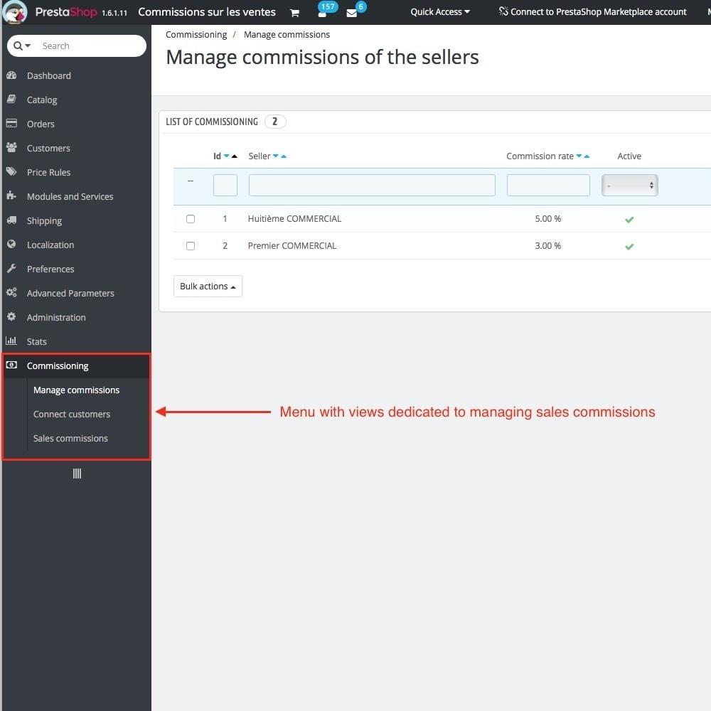 module - Księgowość & Fakturowania - Sales commissions - 3