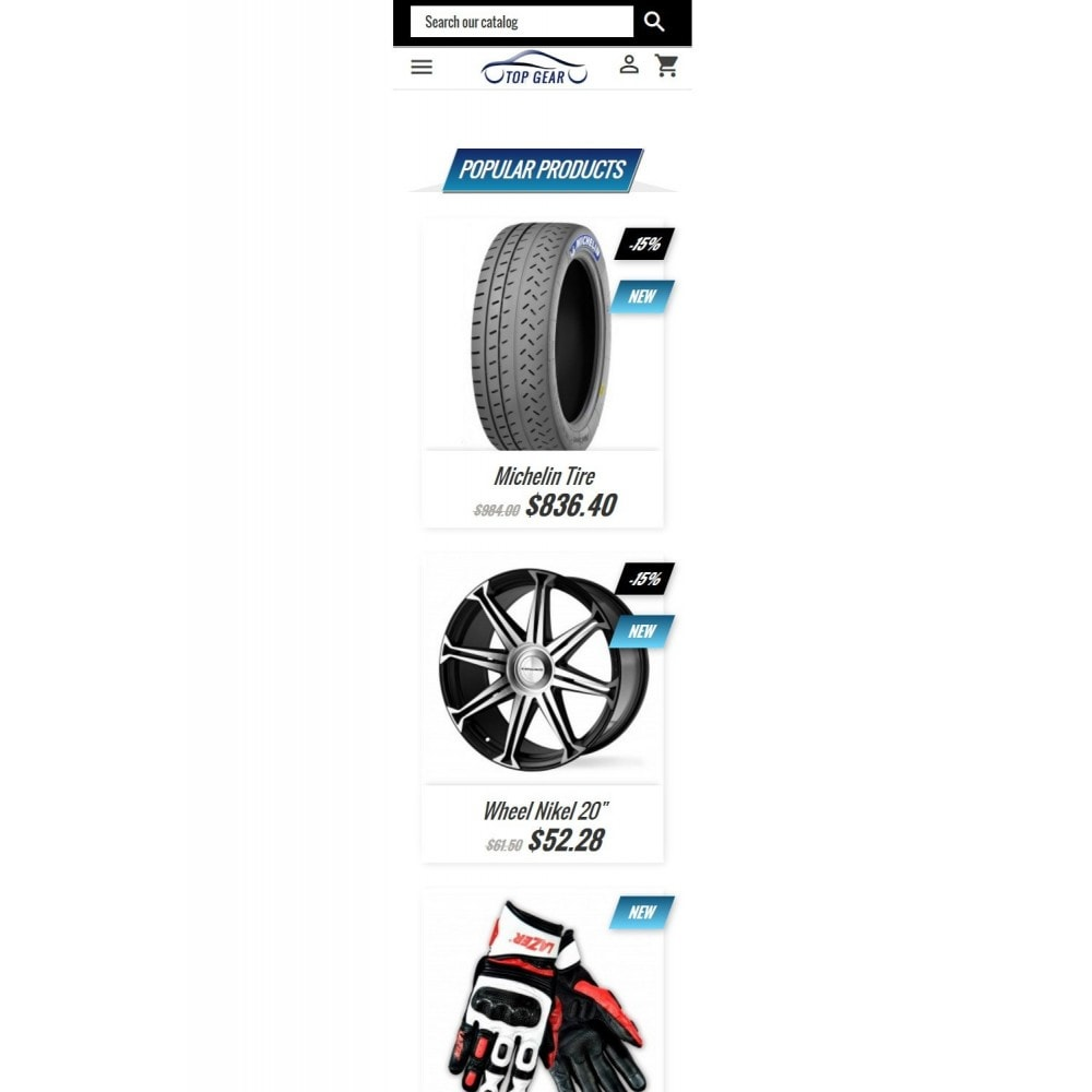 theme - Coches y Motos - Top Gear - Automotive Parts - 6