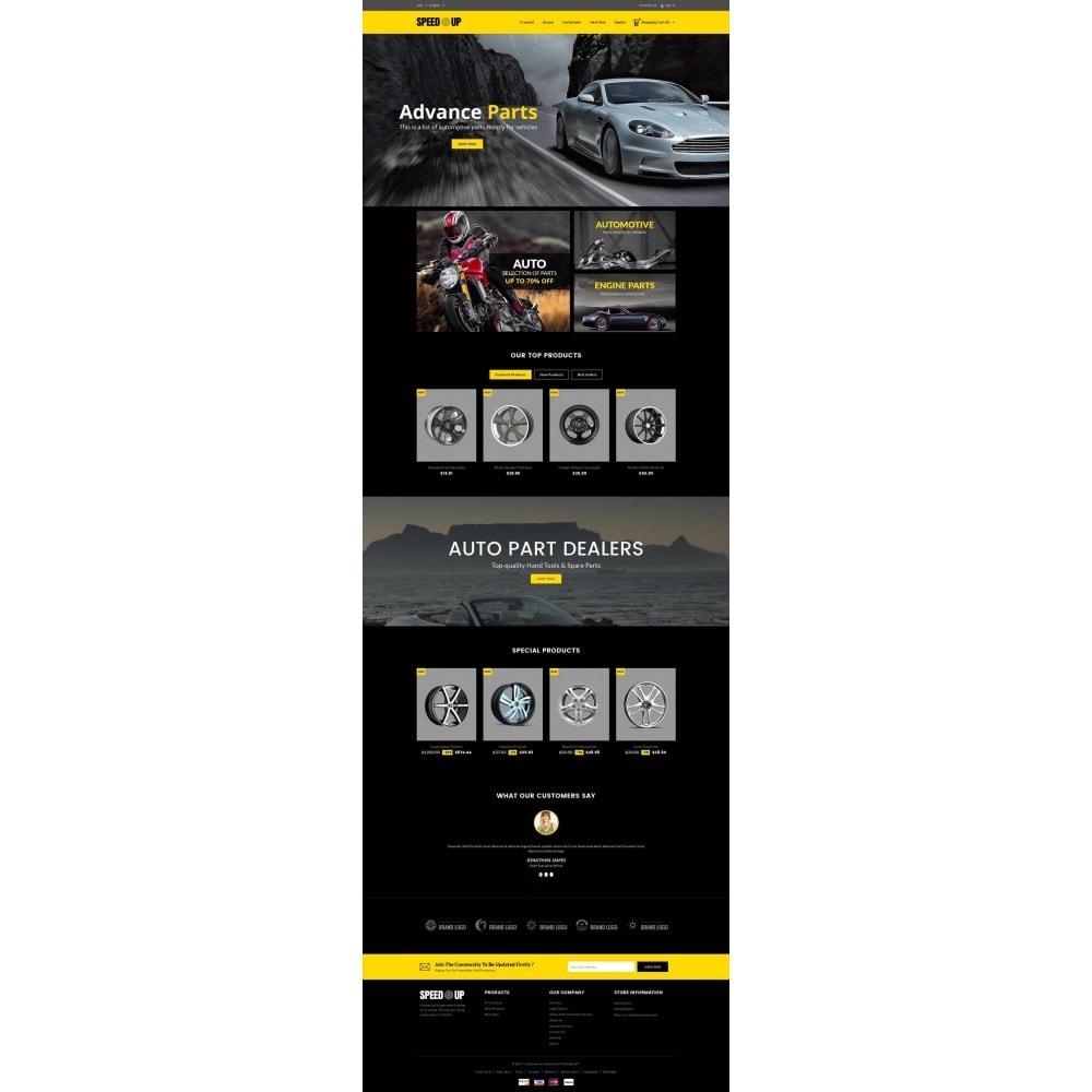 theme - Autos & Motorräder - SpeedUp Auto Store - 2