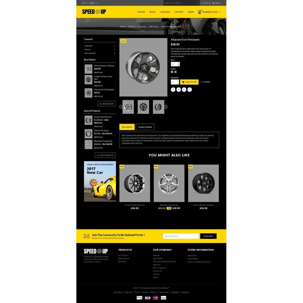 theme - Autos & Motorräder - SpeedUp Auto Store - 5