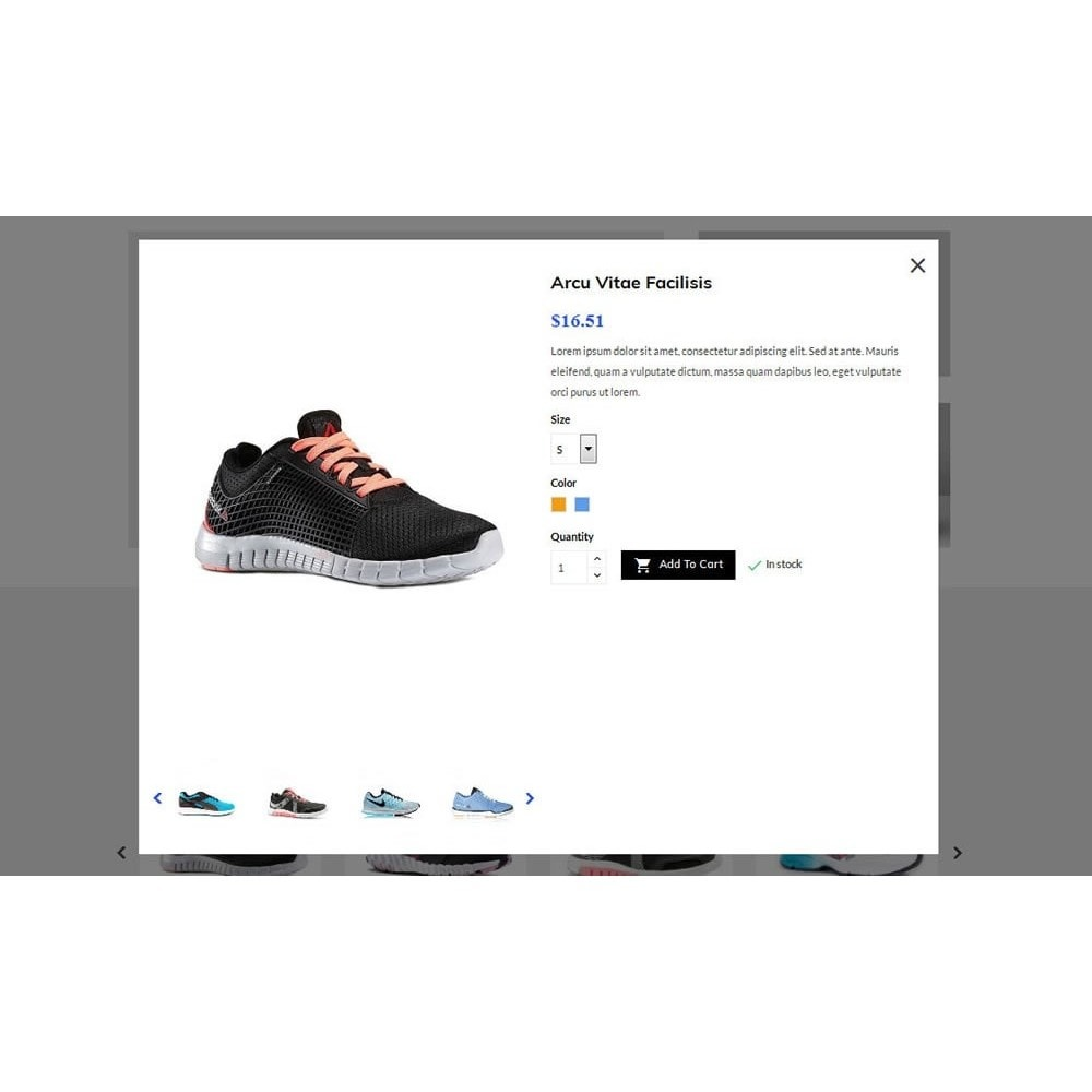 theme - Mode & Chaussures - Runner Shoes Store - 7