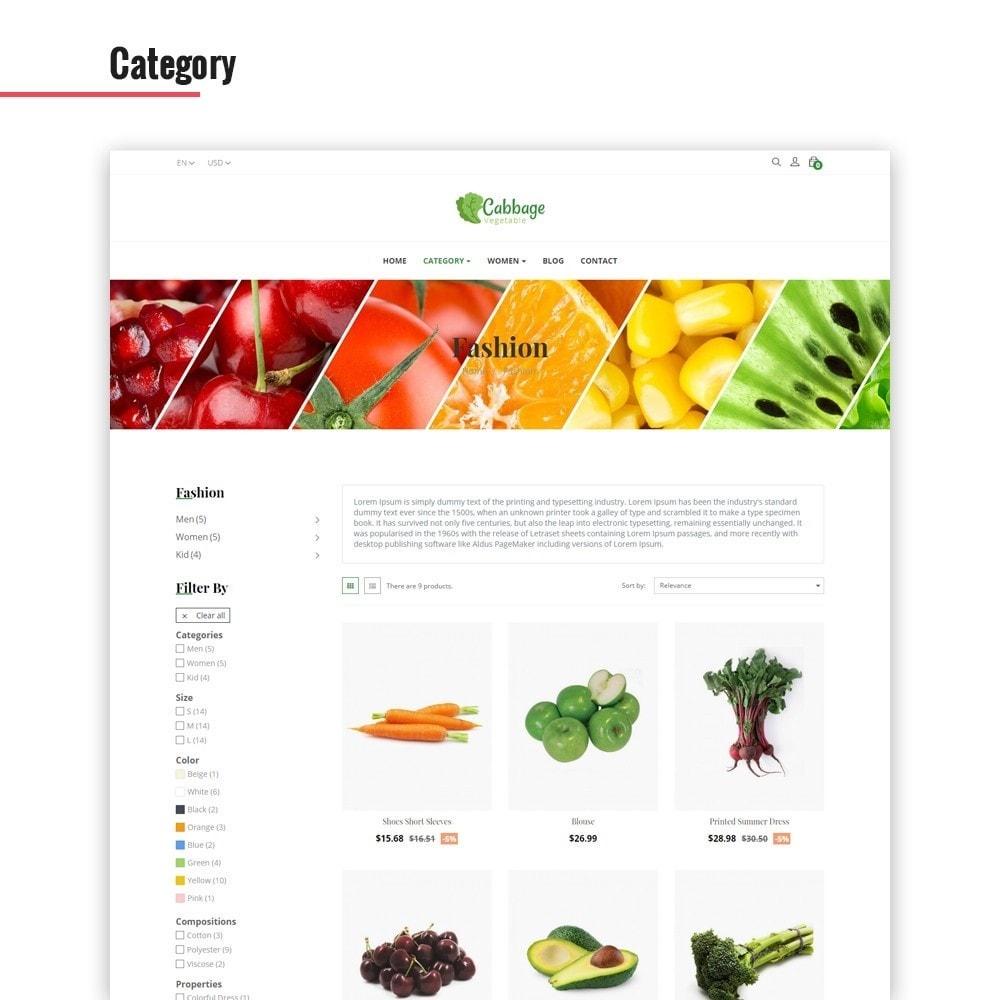 theme - Cibo & Ristorazione - Leo Cabbage - 2