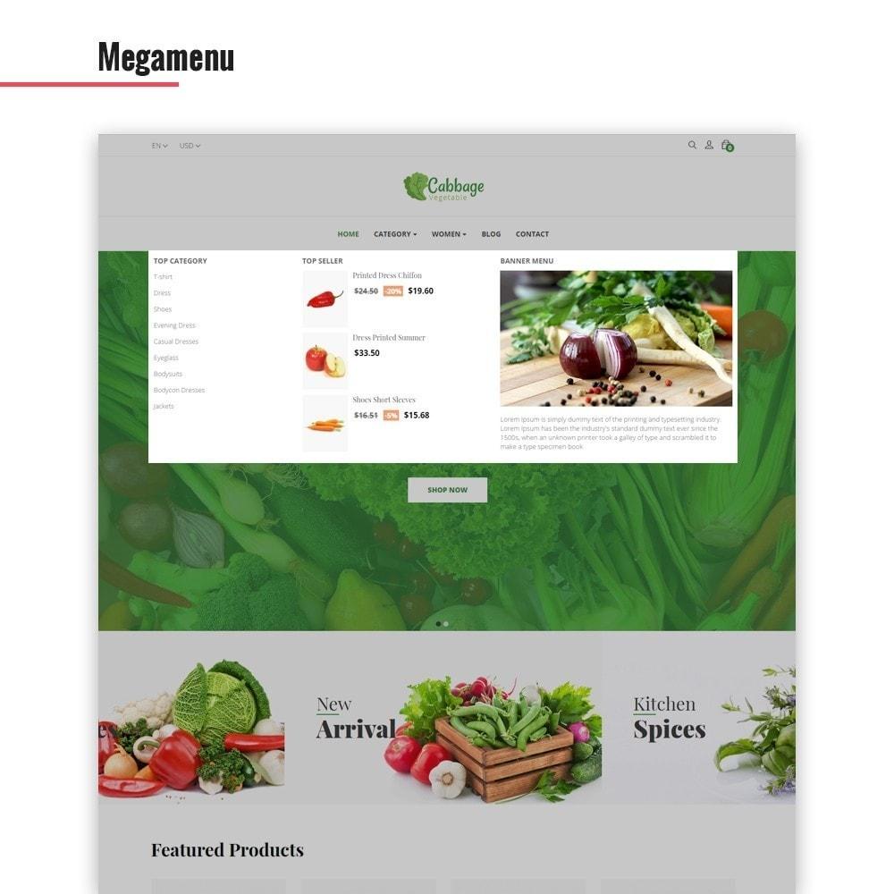 theme - Eten & Restaurant - Leo Cabbage - 4