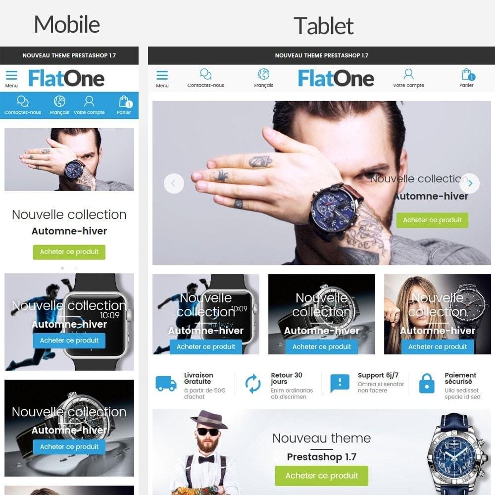theme - Mode & Schoenen - Flatone - 2