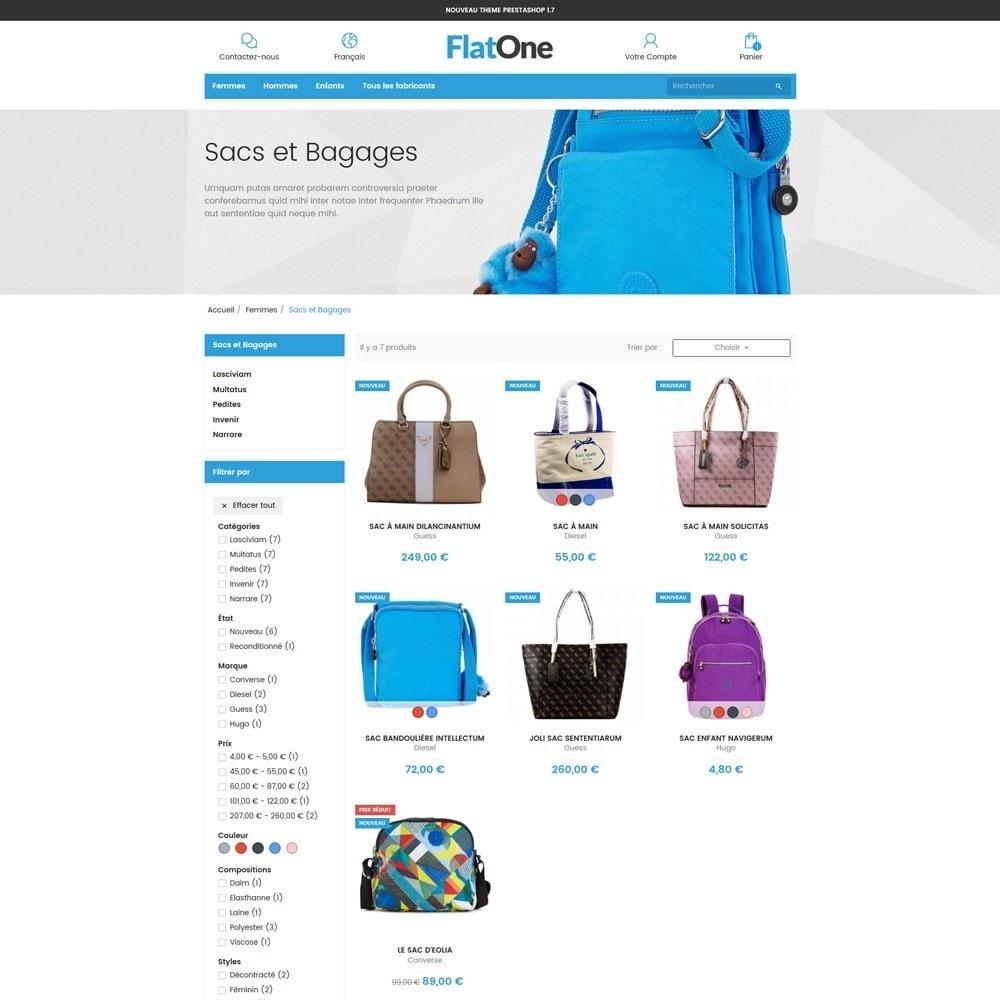 theme - Fashion & Shoes - Flatone - 3