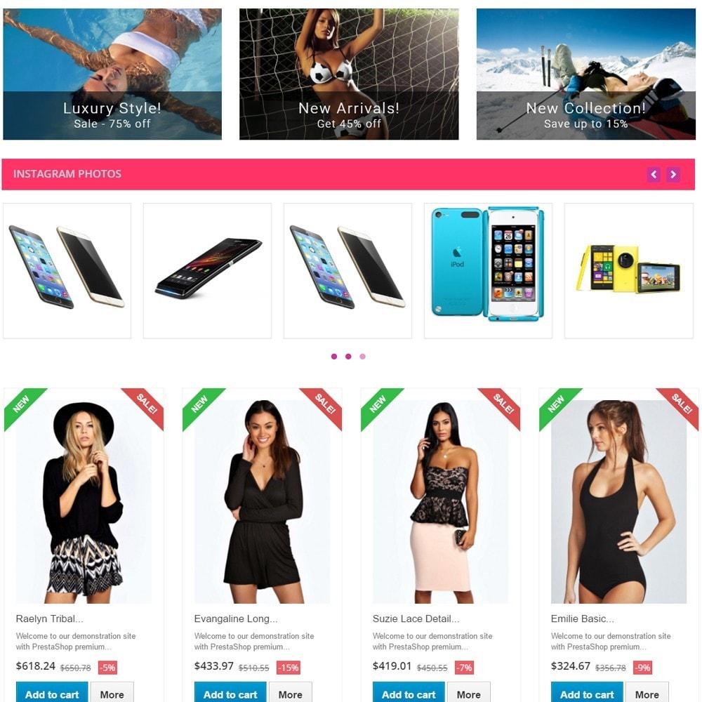 module - Gallerijen & Sliders - Instagram Carousel with New API - 2