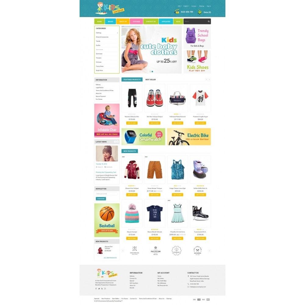 theme - Zabawki & Artykuły dziecięce - Kids Campus - 2