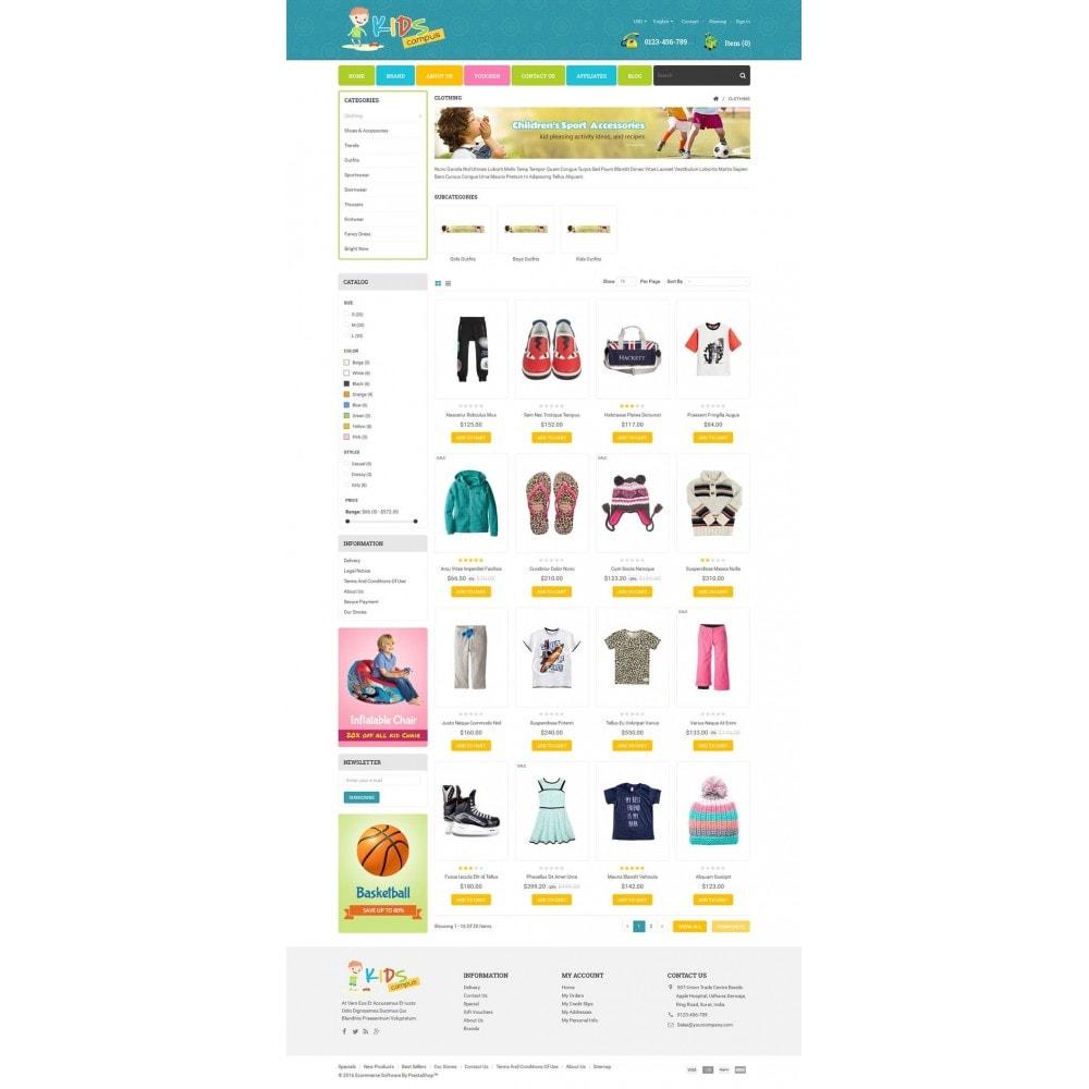 theme - Zabawki & Artykuły dziecięce - Kids Campus - 3
