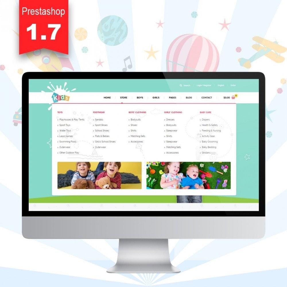 theme - Zabawki & Artykuły dziecięce - JMS Kids 1.7 - 2
