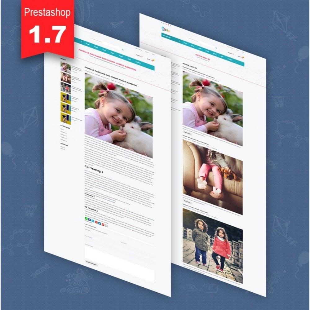theme - Zabawki & Artykuły dziecięce - JMS Kids 1.7 - 4
