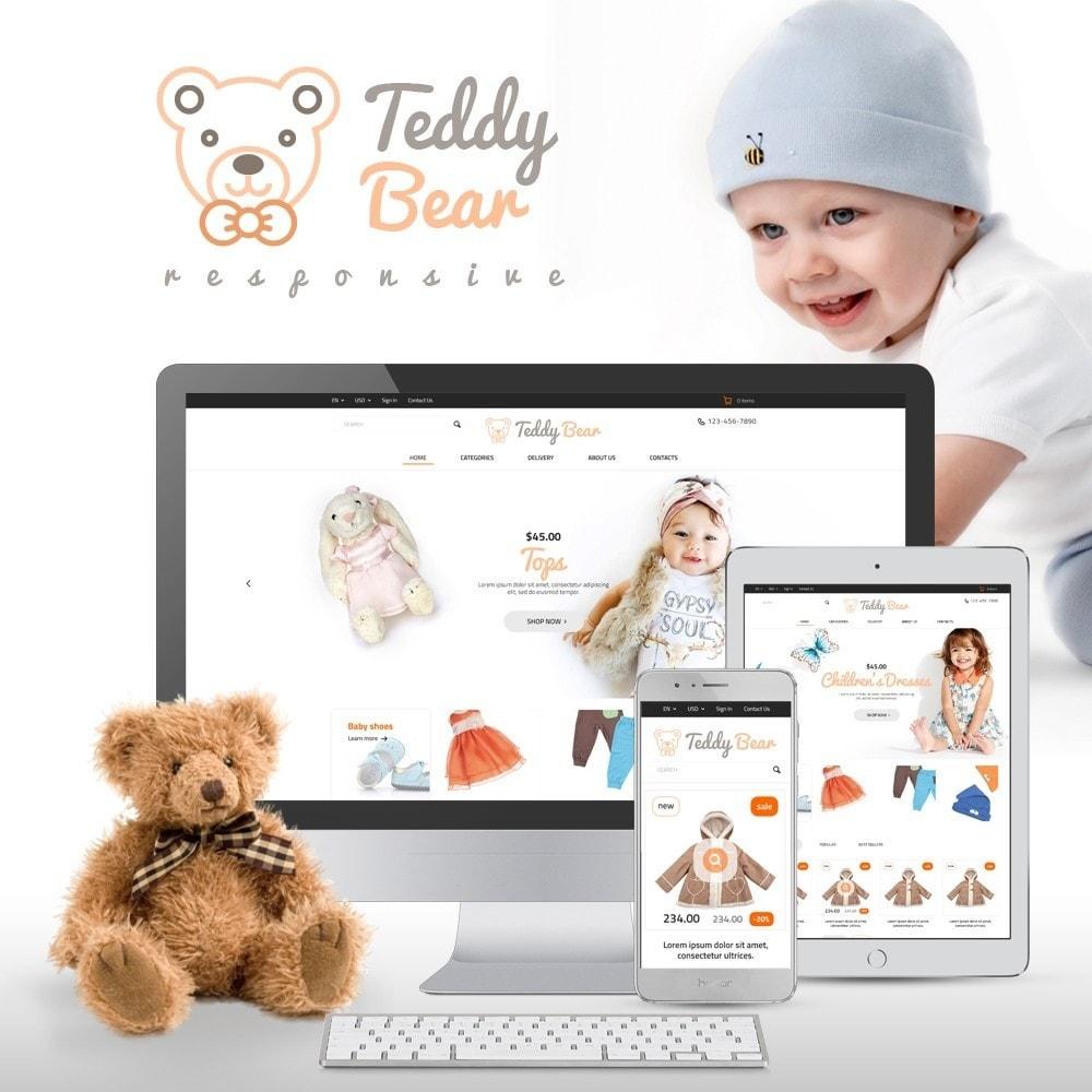 theme - Kinder & Spielzeug - Teddy Bear - 1