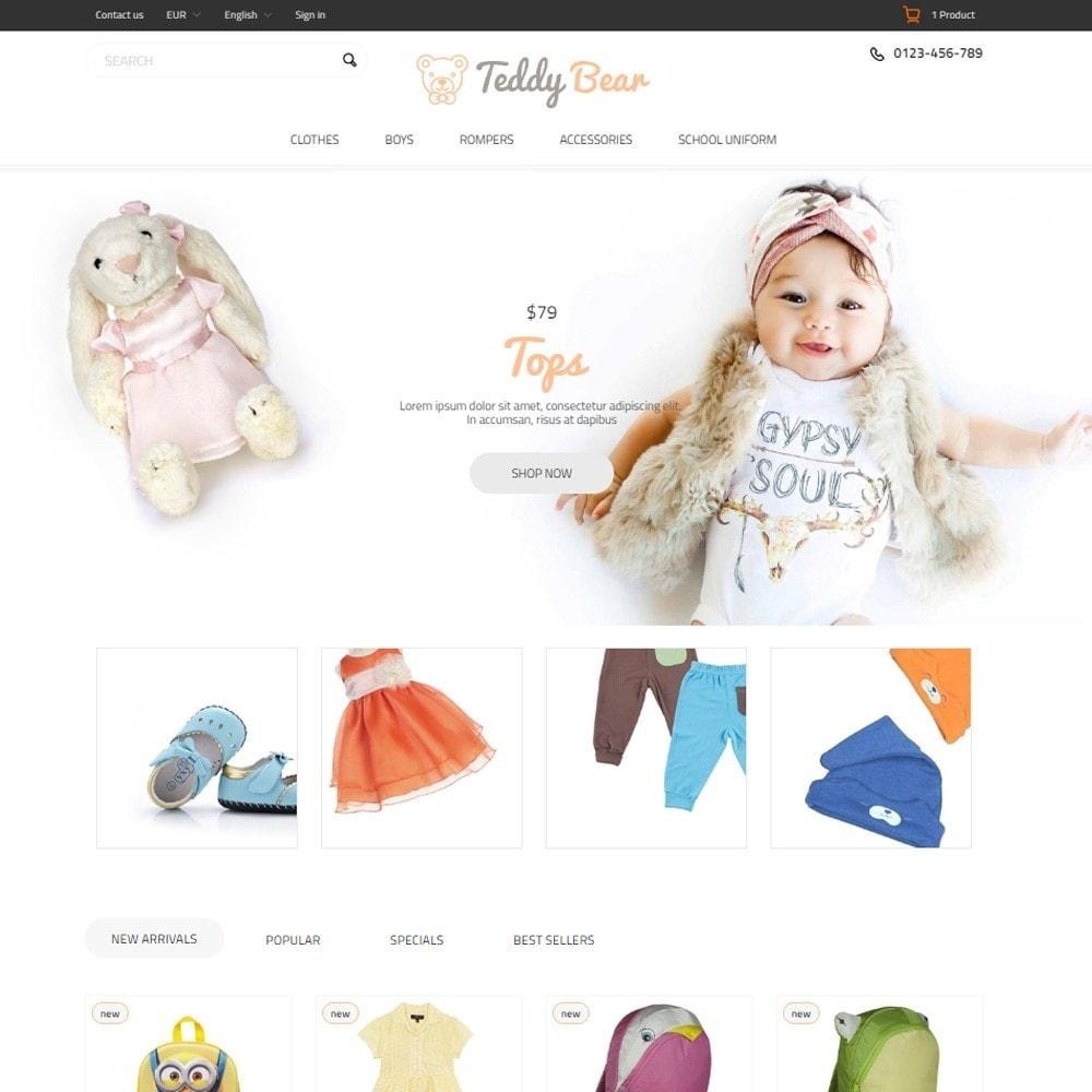 theme - Zabawki & Artykuły dziecięce - Teddy Bear - 2