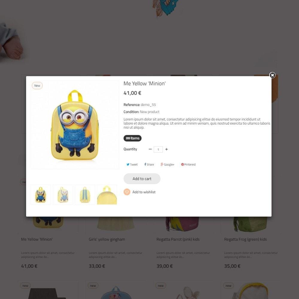 theme - Zabawki & Artykuły dziecięce - Teddy Bear - 5