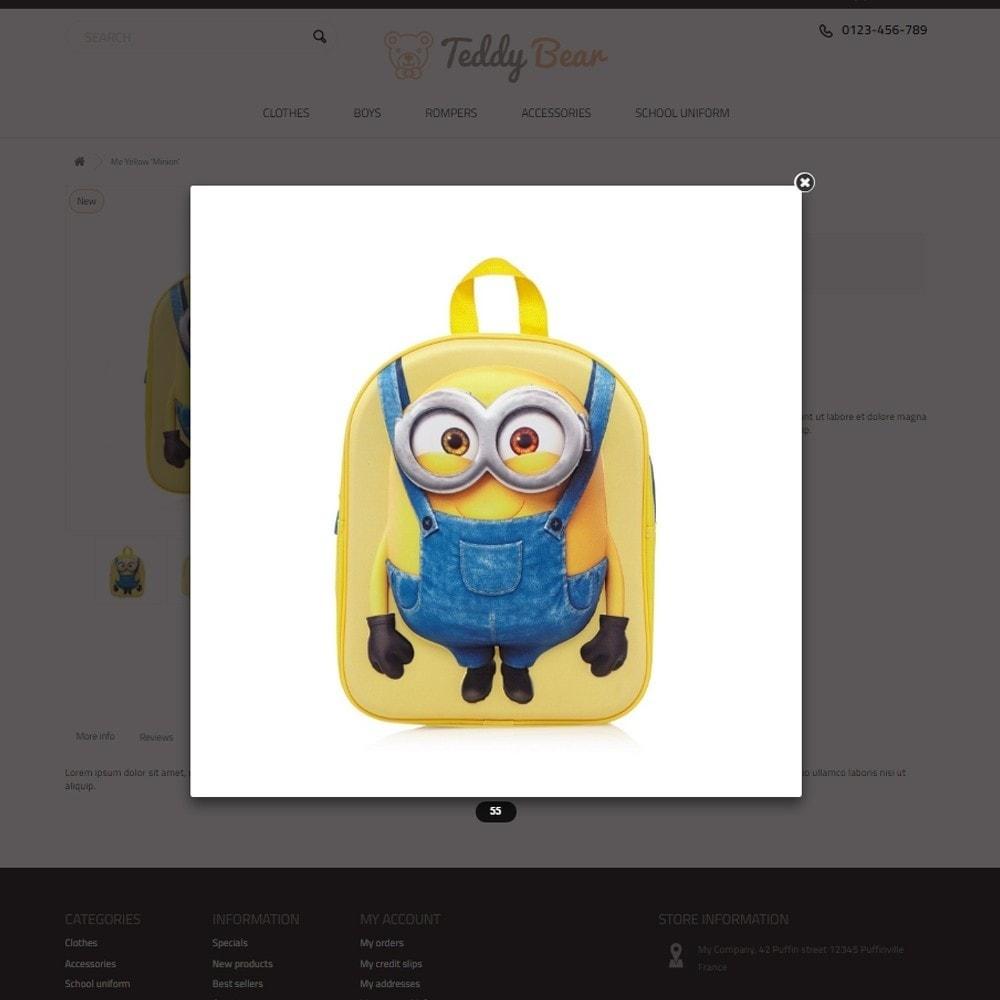 theme - Zabawki & Artykuły dziecięce - Teddy Bear - 7