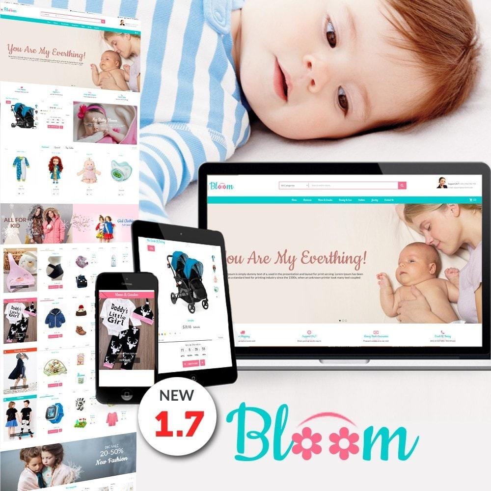 theme - Kids & Toys - MomBaby Kids Store - 1