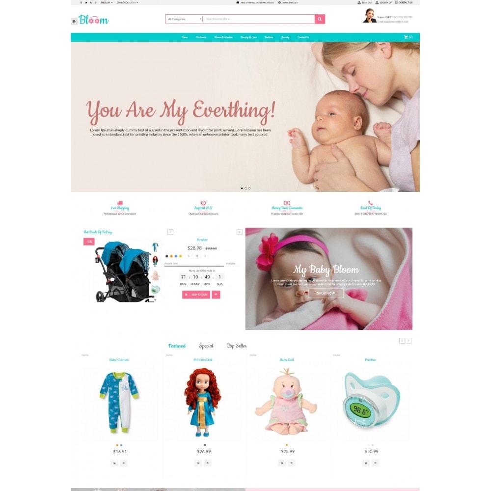 theme - Kinderen & Speelgoed - MomBaby Kids Store - 2