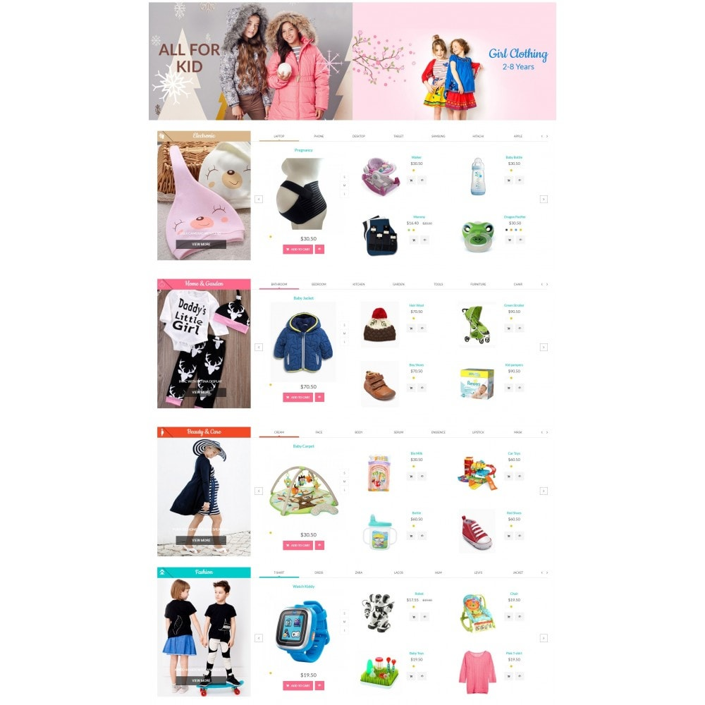 theme - Kinderen & Speelgoed - MomBaby Kids Store - 4