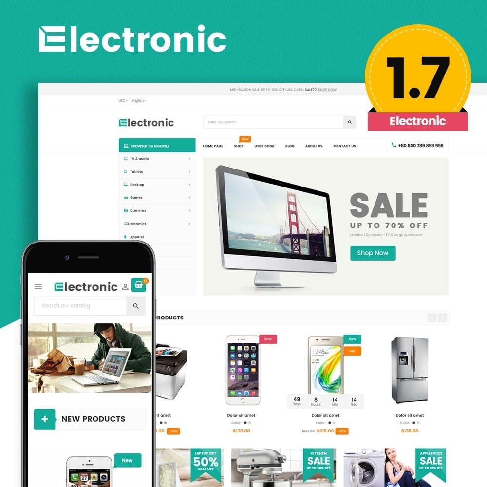 theme - Elektronik & High Tech - High-Tech Supermarket - 1