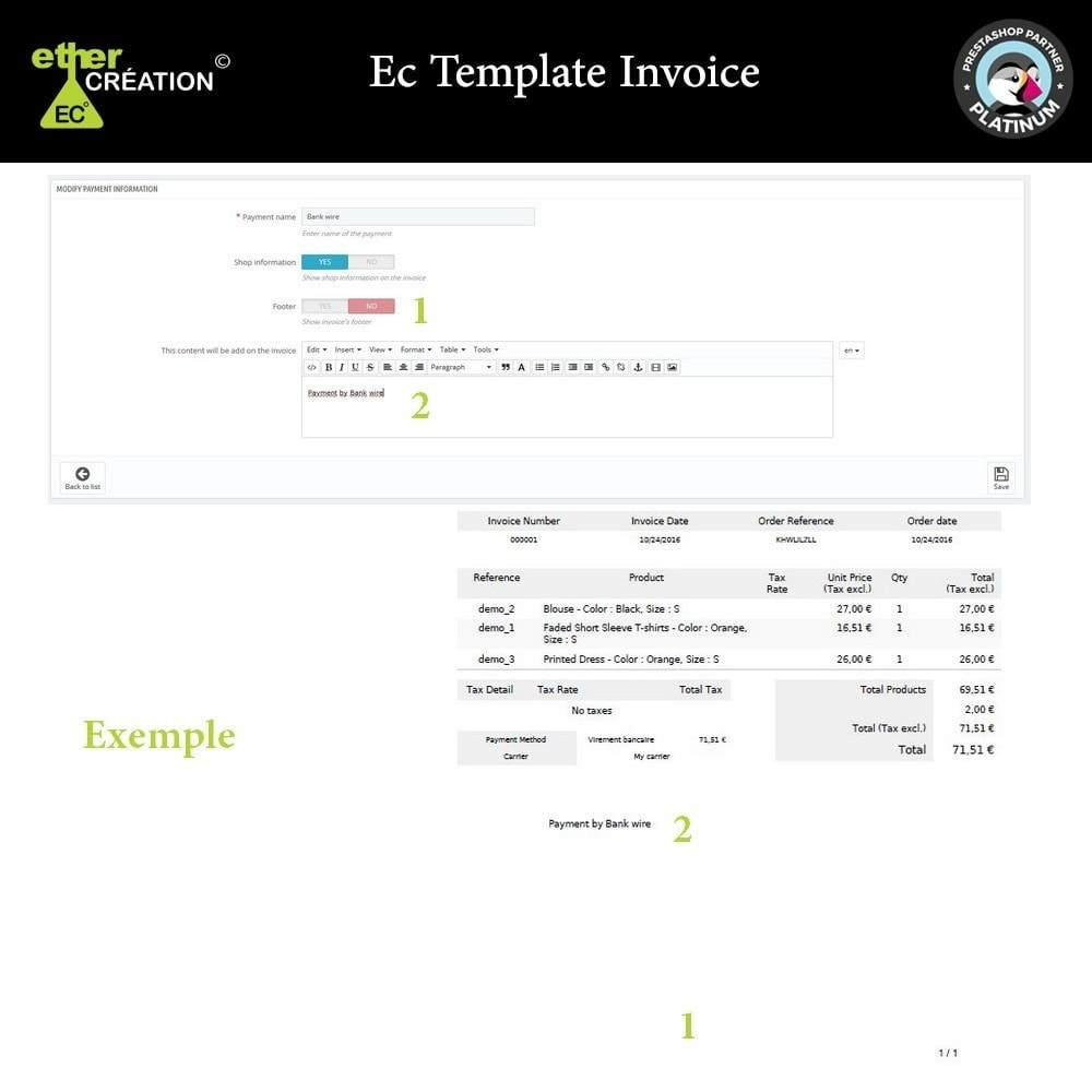 module - Księgowość & Fakturowania - Manage invoices based on sales sources - 4