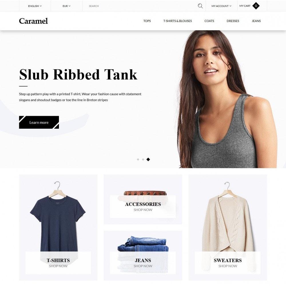 theme - Moda & Calzature - Caramel Fashion Store - 2