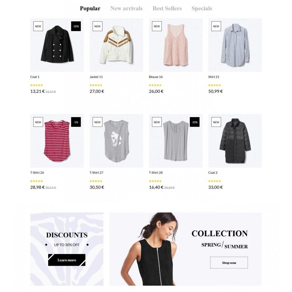 theme - Moda y Calzado - Caramel Fashion Store - 3