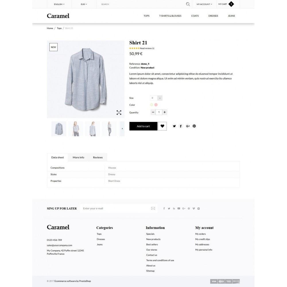 theme - Moda y Calzado - Caramel Fashion Store - 6