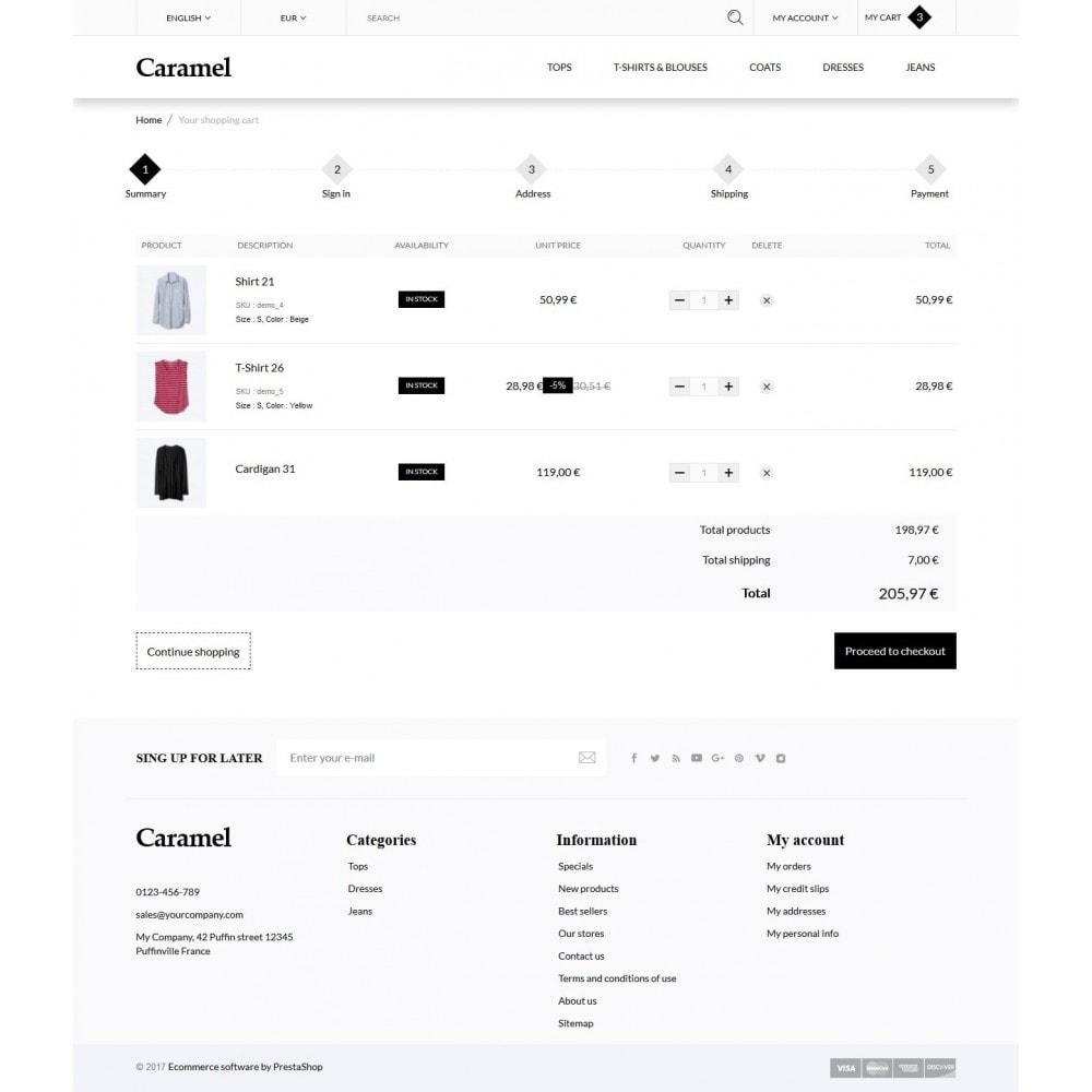 theme - Moda & Calçados - Caramel Fashion Store - 7
