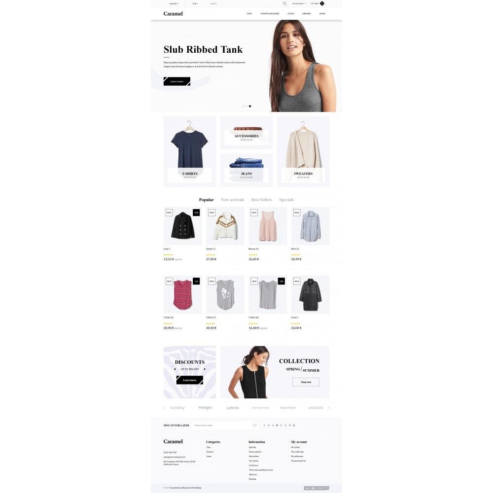 theme - Moda & Calçados - Caramel Fashion Store - 9