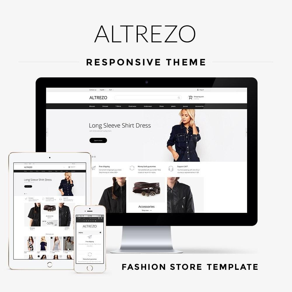theme - Mode & Chaussures - Altrezo Fashion Store - 1