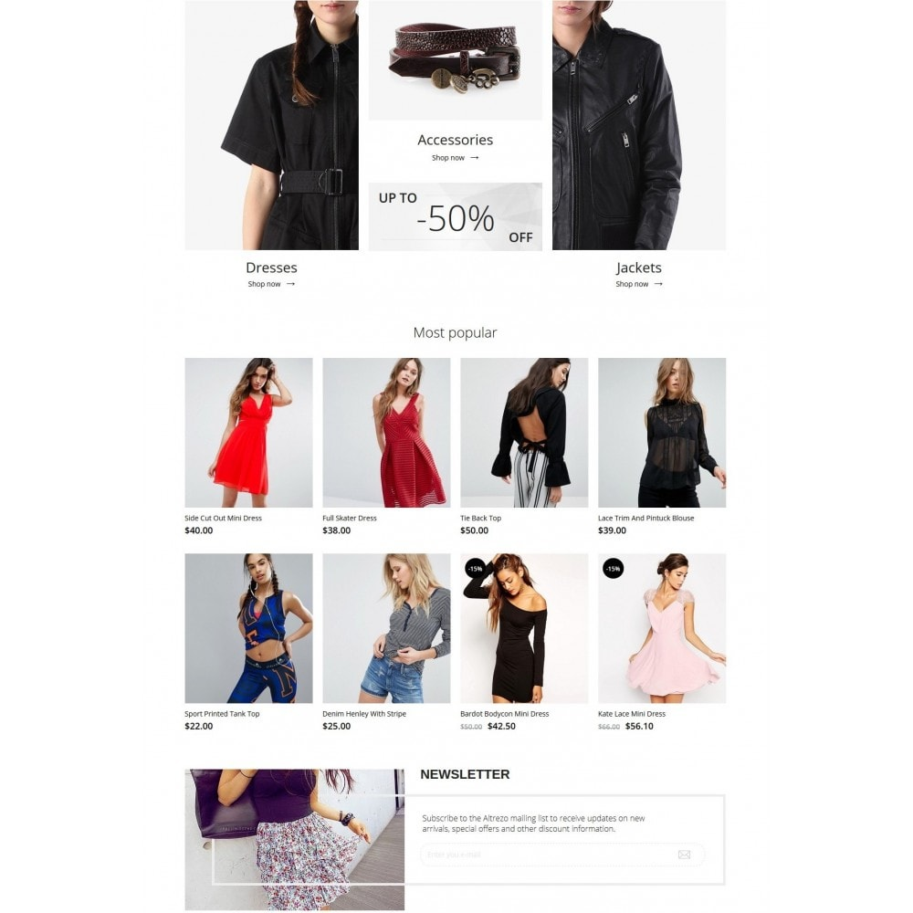 theme - Mode & Chaussures - Altrezo Fashion Store - 3