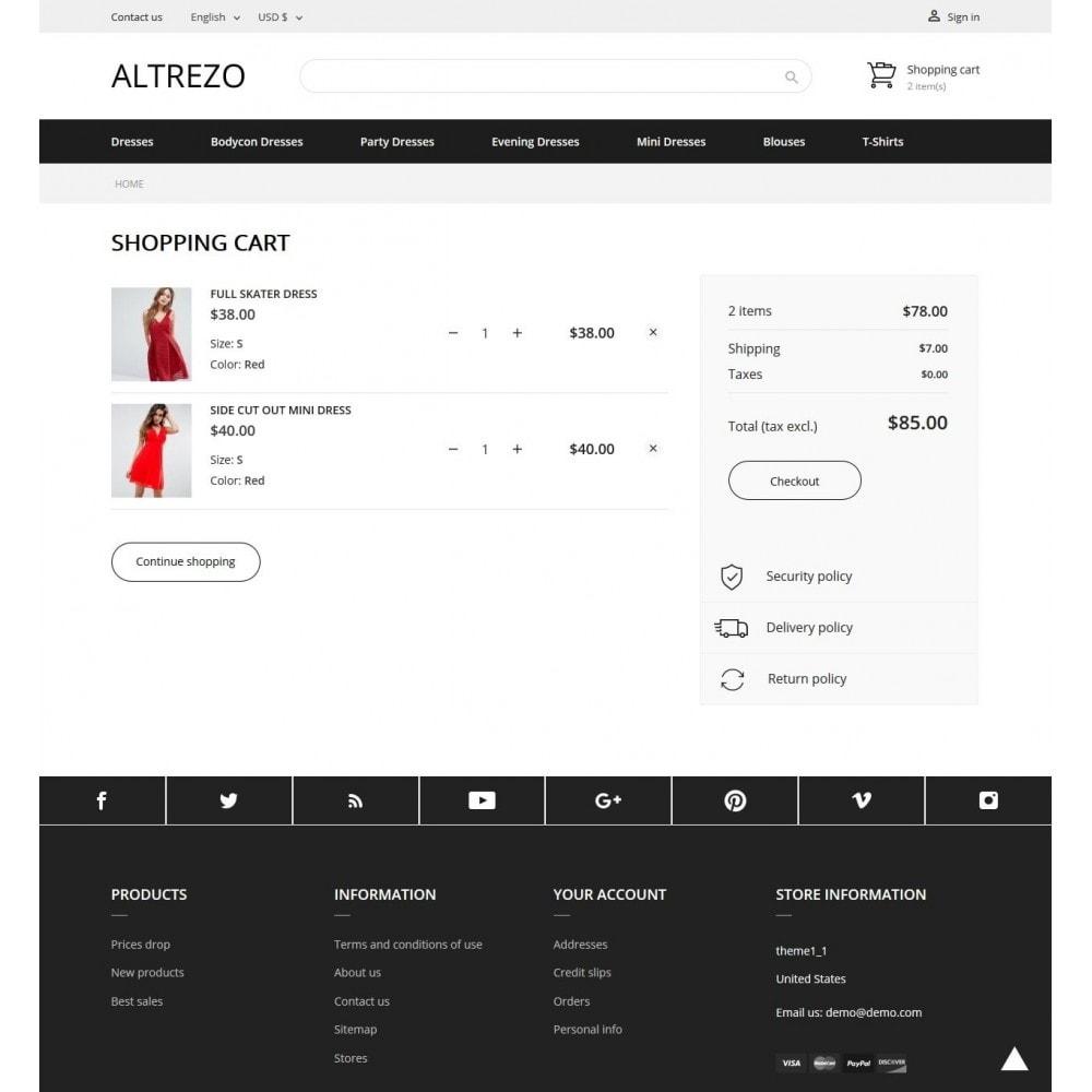 theme - Mode & Schoenen - Altrezo Fashion Store - 7