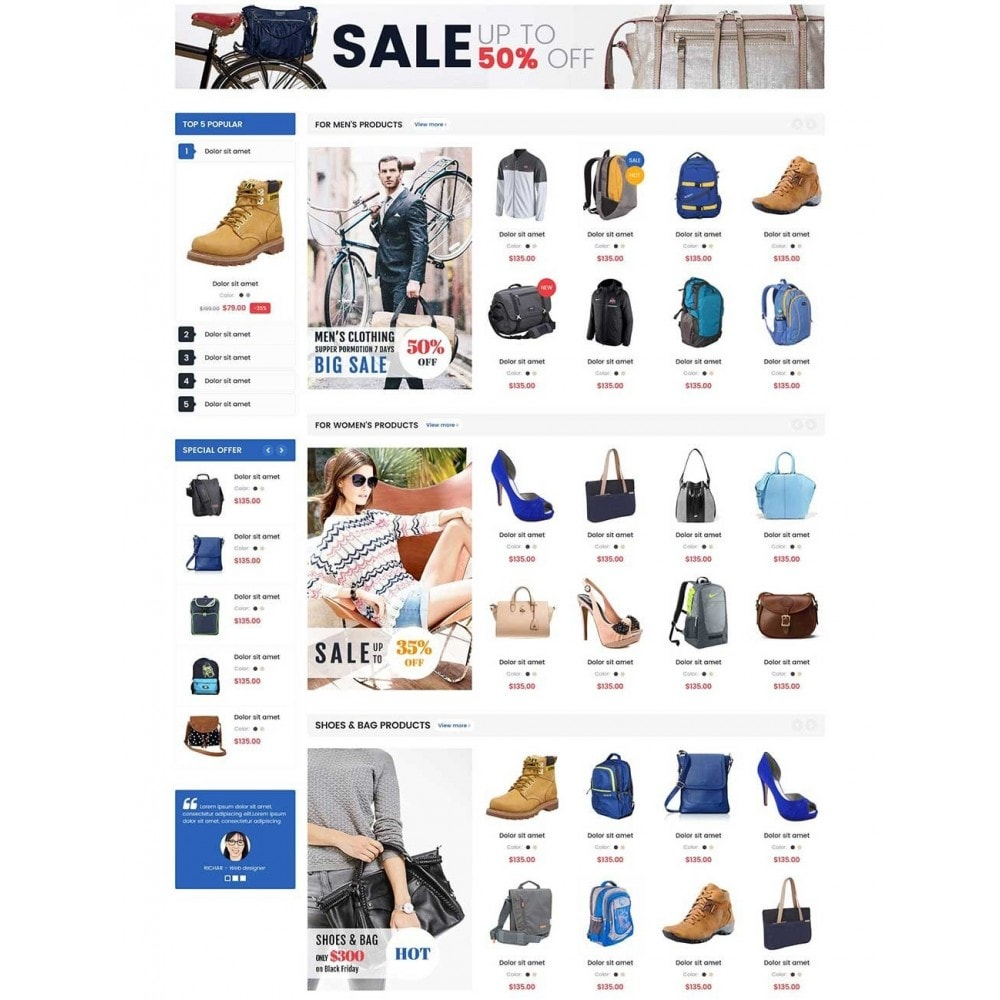 theme - Mode & Schoenen - Emart Fashion - 3