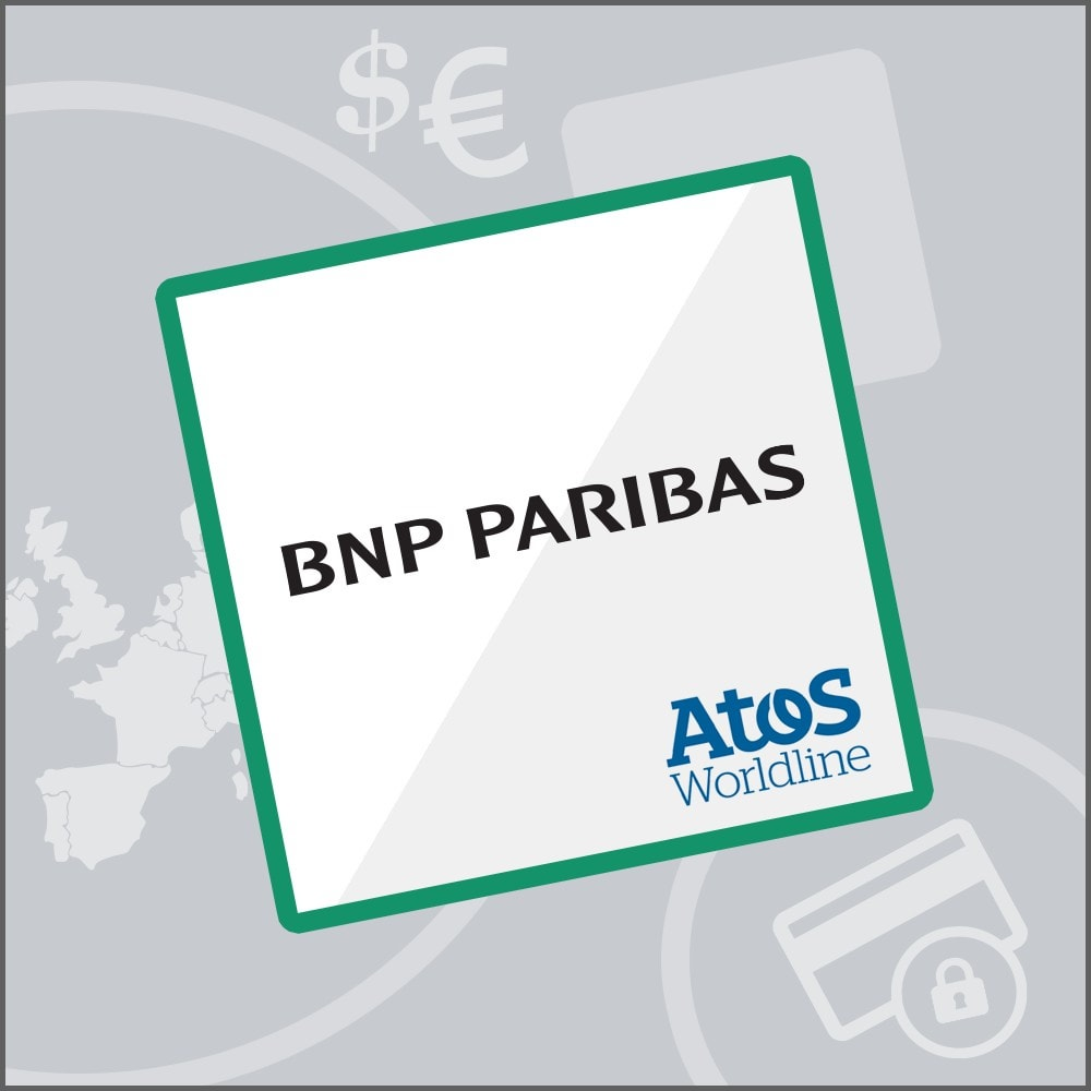 module - Payment by Card or Wallet - Mercanet 1.0 - BNP Paribas Sips Worldline Atos - 1