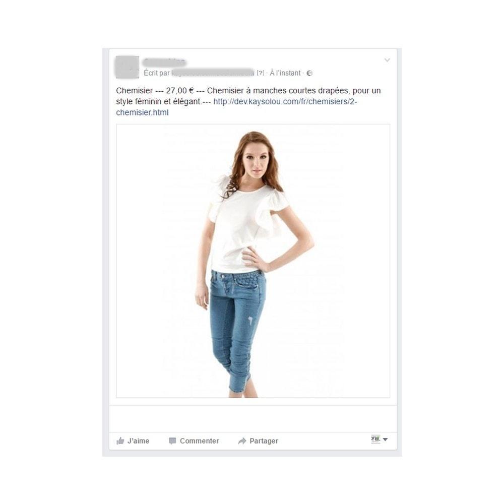 module - Produits sur Facebook & réseaux sociaux - Social Media Automation - Auto Post Products - 2