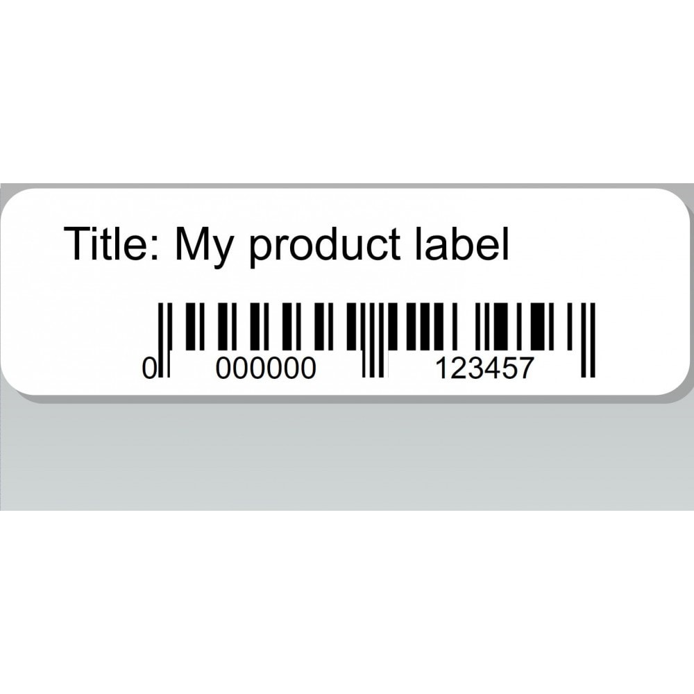 module - Preparation & Shipping - Product / Barcode Labels - Direct Label Print - 2