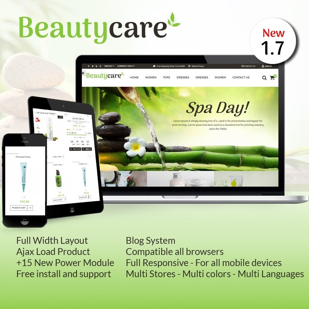theme - Gesundheit & Schönheit - Beauty Care Bio Medical - 1