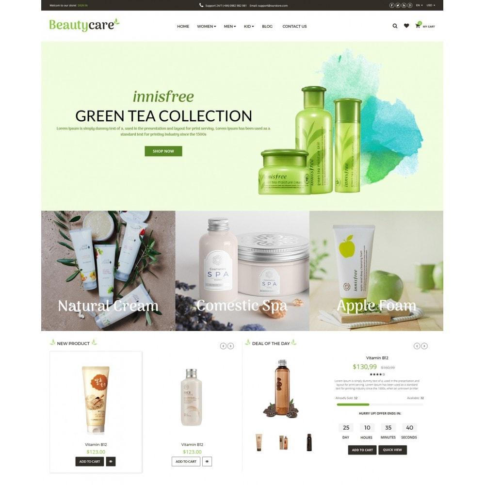 theme - Gesundheit & Schönheit - Beauty Care Bio Medical - 2